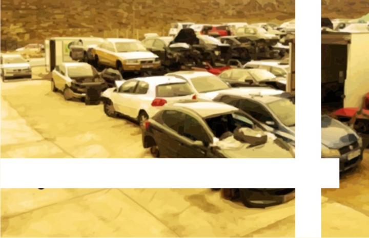 como comprar piezas desguace para coches