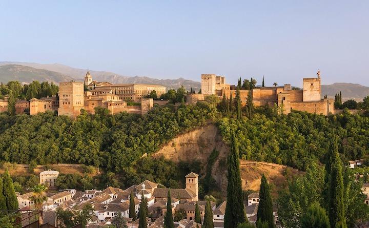 como conocer Granada